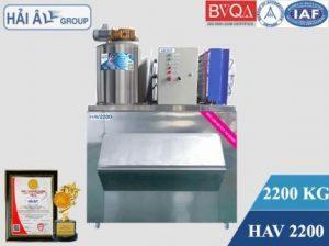 Máy Làm Đá Vảy Hải Âu HAV 2200