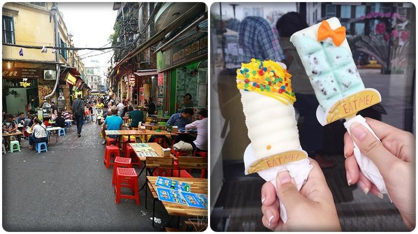 địa điểm cửa hàng kem