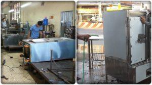 bảo dưỡng tủ nấu cơm công nghiệp